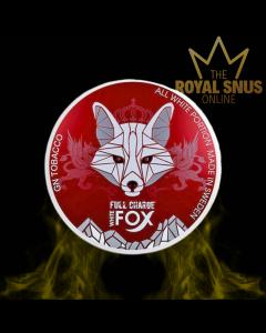 WHITE FOX FULL CHARGE, أكياس النيكوتين وايت فوكس